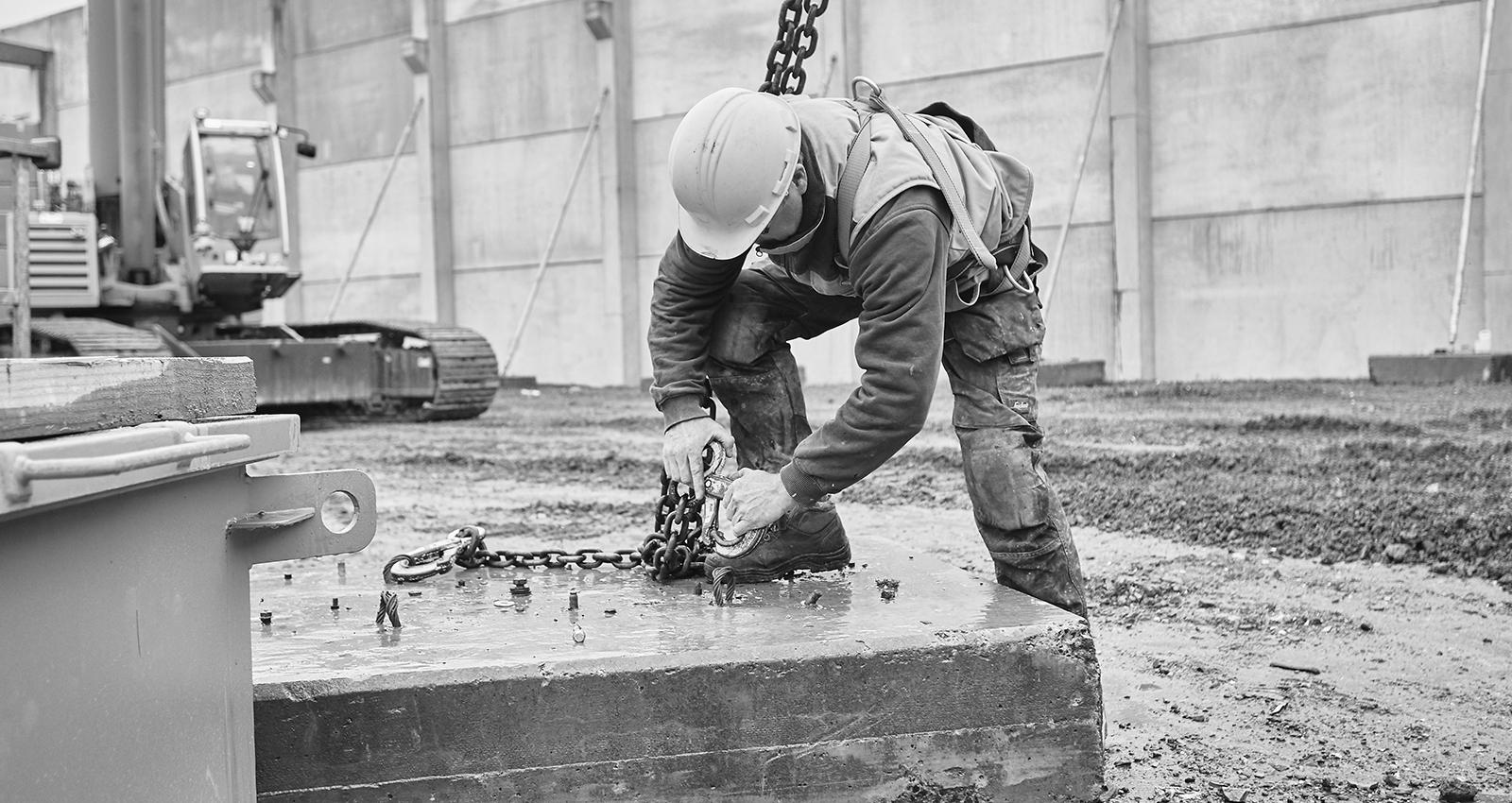 Trois générations d'expérience dans la construction